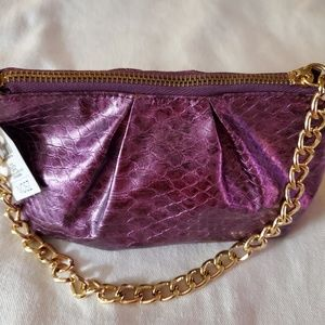 Chico's Aja Clutch - New with tags